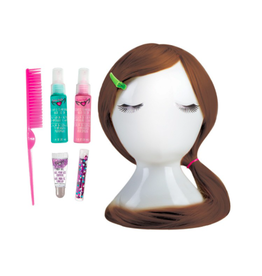 Fashion Angels Enterprises Unicorn Magic Wig Stylist Kit-Brunette