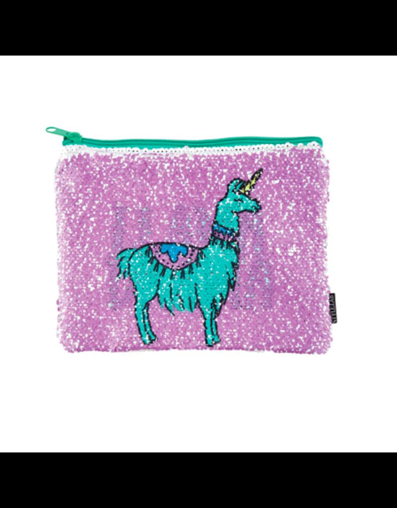 Fashion Angels Enterprises Magic Sequin Llama /Drama Reveal Pouch