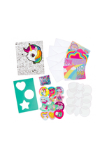 Fashion Angels Enterprises Sequin Shaker Sticker Design Kit W/. Journal