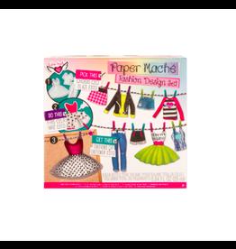 Fashion Angels Enterprises Paper Mache Fashion Design Kit