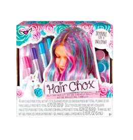 Fashion Angels Enterprises Unicorn Magic Hair Chox set