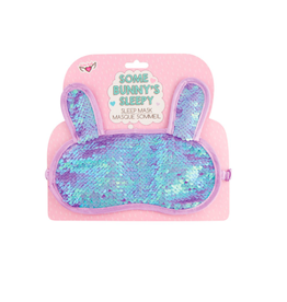 Fashion Angels Enterprises Magic Sequin Sleep Mask-Bunny