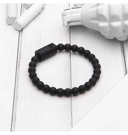 Brass & Unity Jewelry Inc. Active Bracelet, Black