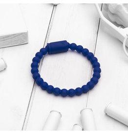 Brass & Unity Jewelry Inc. Active Bracelet, Navy