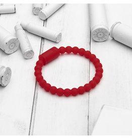 Brass & Unity Jewelry Inc. Active Bracelet, Red