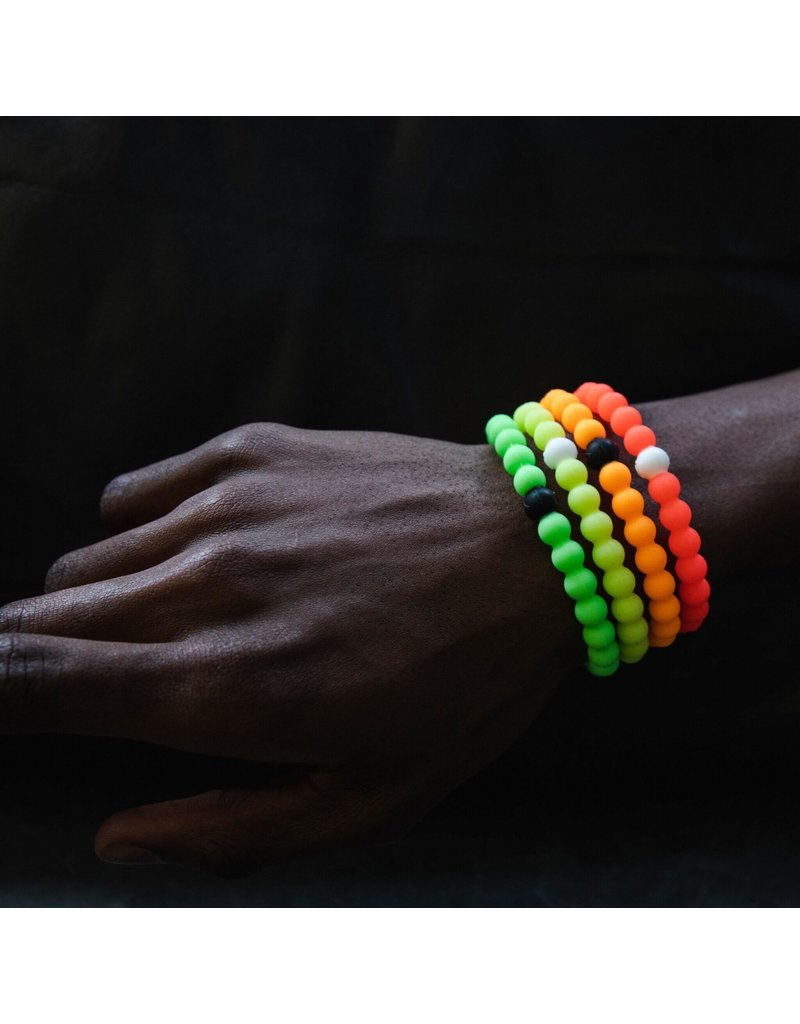 Lokai Neon Orange Lokai Bracelet