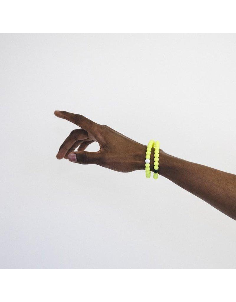 Lokai Neon Yellow Lokai Bracelet