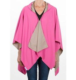 Rainraps Hot Pink/Camel