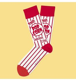 Two Left Feet Movie Night Socks