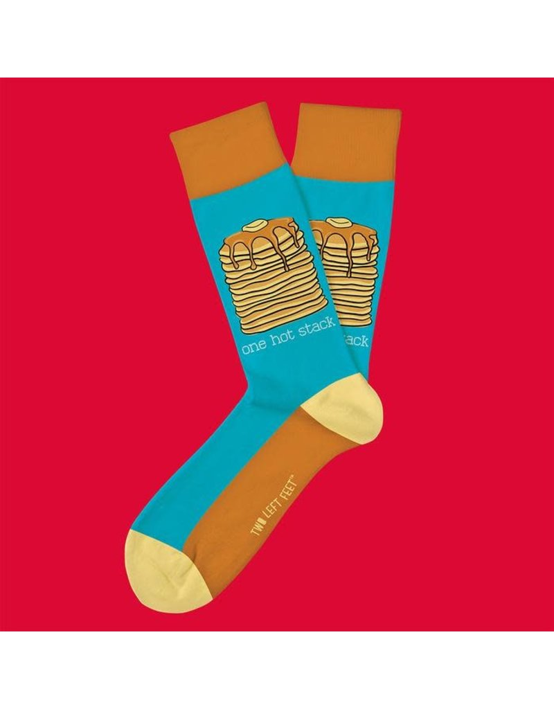 Two Left Feet One Hot Stack Socks