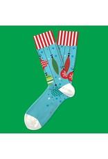 Two Left Feet Ornament Socks