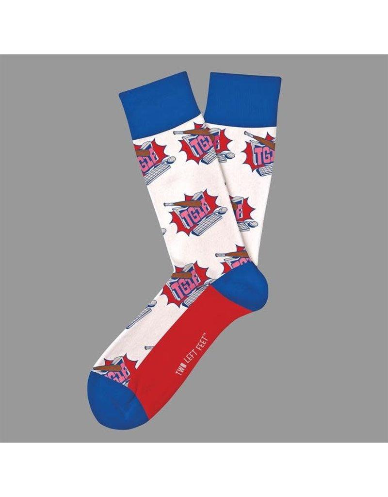 Two Left Feet TGIF Socks