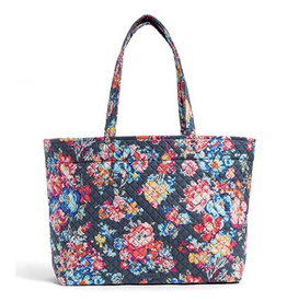 Vera Bradley Iconic Grand Tote - Pretty Posies