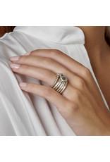 UNOde50 Prisoner Ring, Silver L
