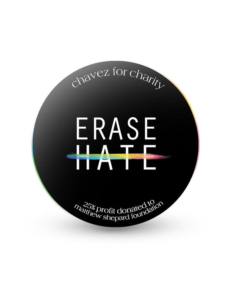 Chavez for Charity Matthew Shepard 20th Anniversary Erase Hate Bracelets
