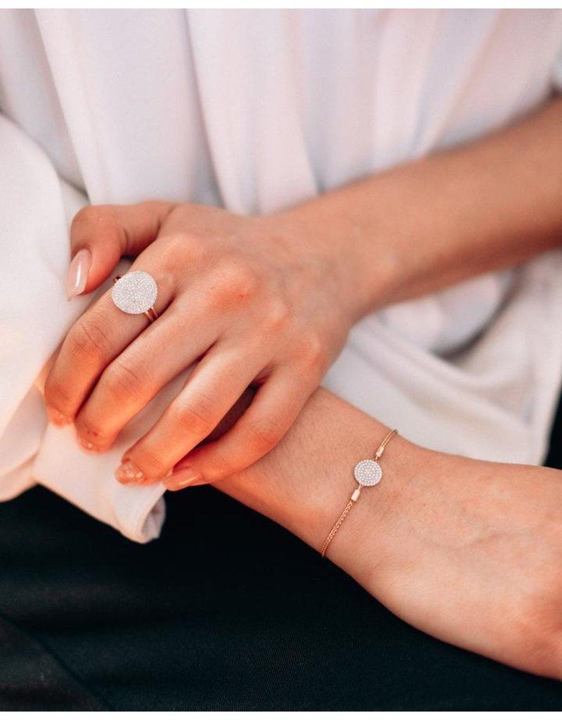 Ella Stein Right Round Bracelet, Sterling Silver