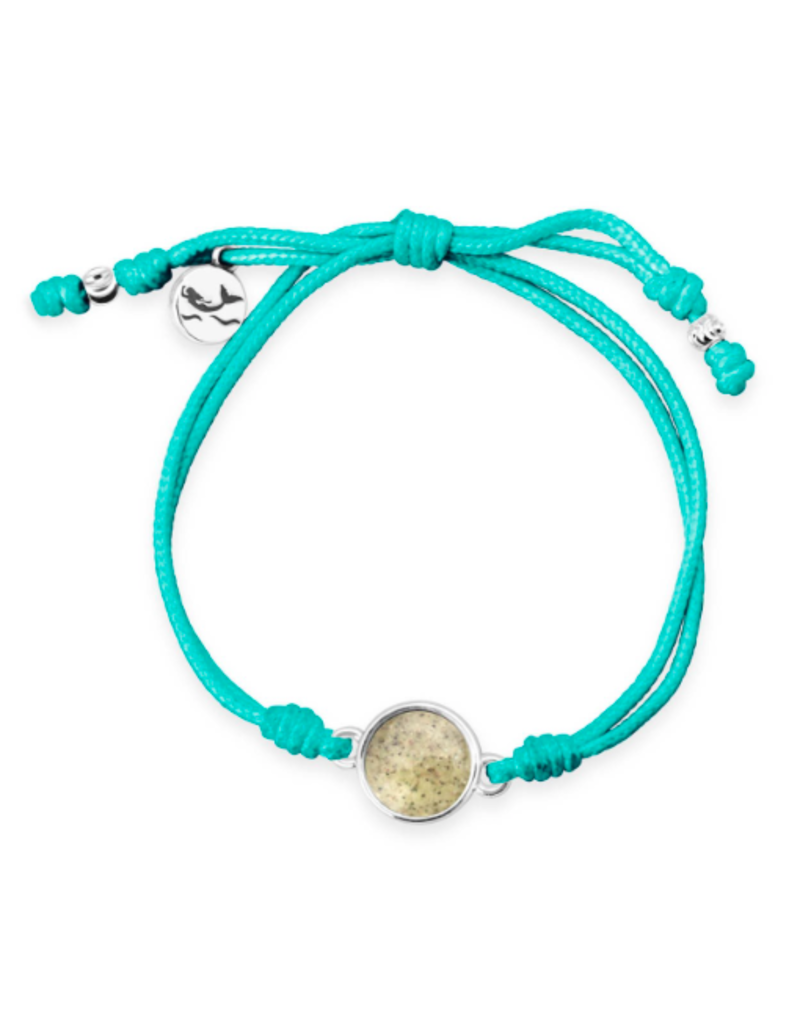 Dune Jewelry Touch The World Bracelet, Ocean Conservatory