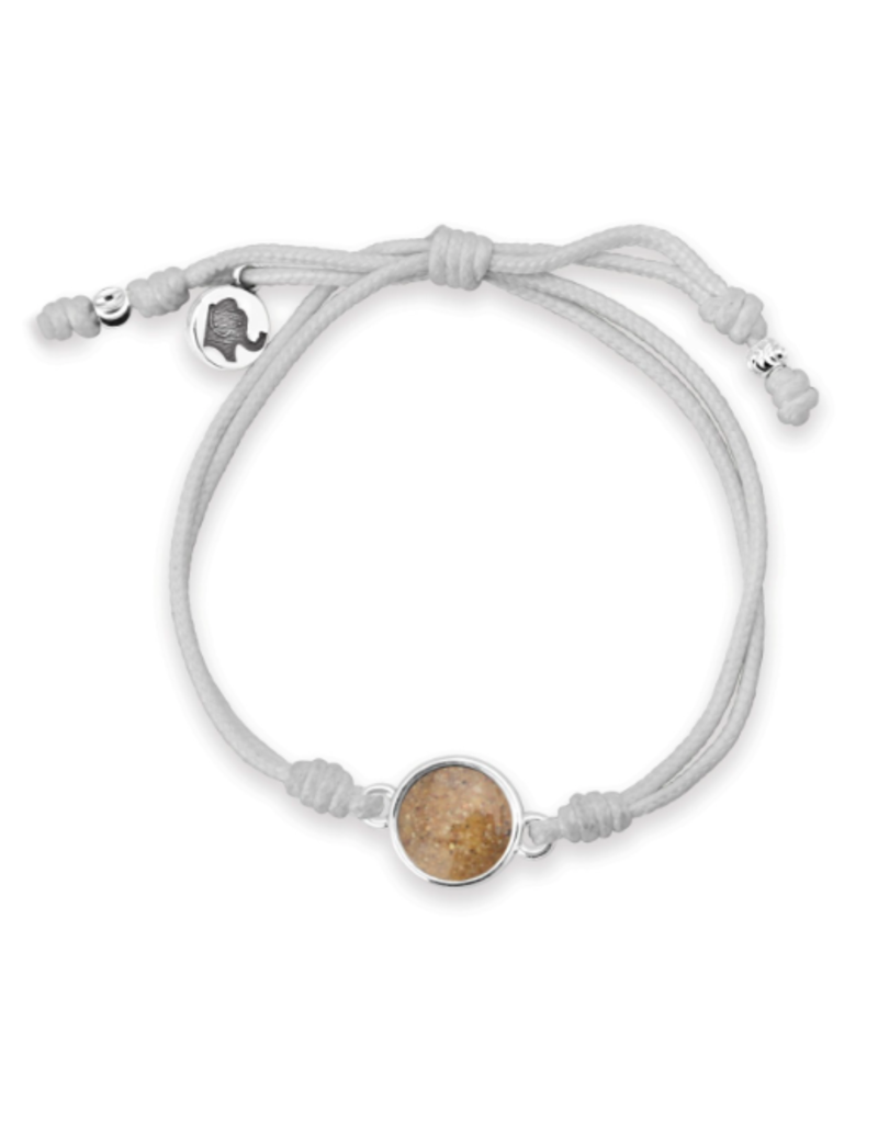 Dune Jewelry Touch The World Bracelet, Alzheimer's Care & Research