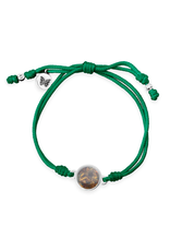Dune Jewelry Touch The World Bracelet, Rainforest Conservation