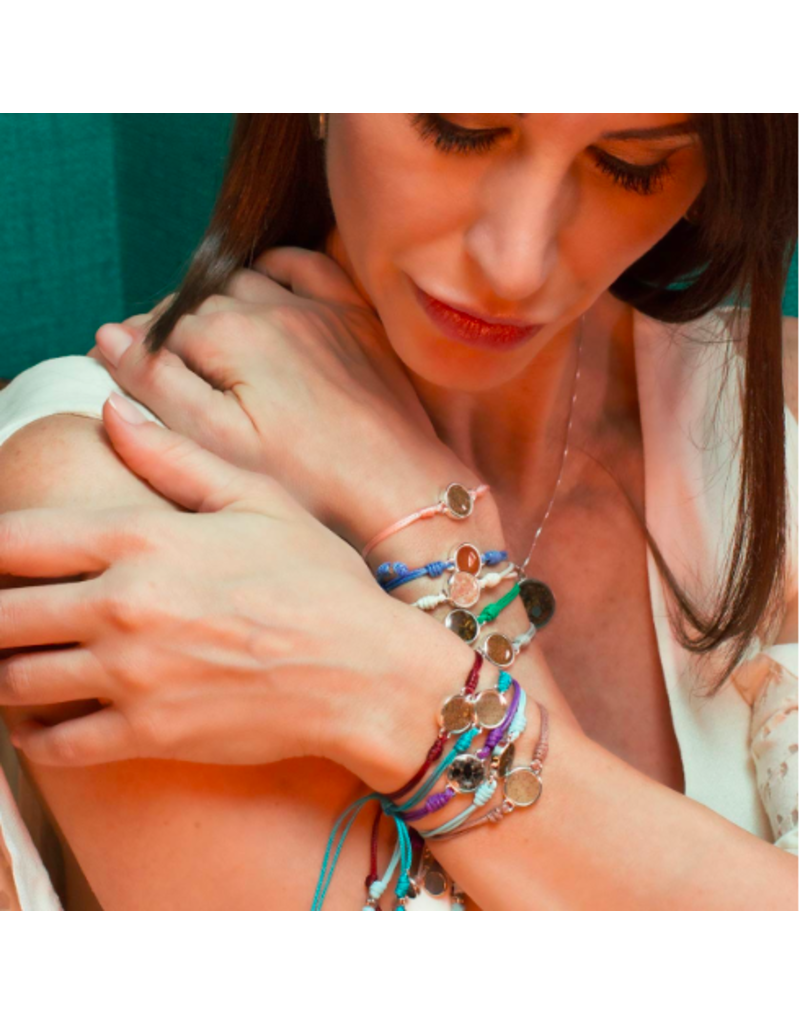 Dune Jewelry Touch The World Bracelet, Opioid Research & Rehabillitation