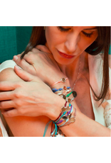 Dune Jewelry Touch The World Bracelet, Autism Awareness