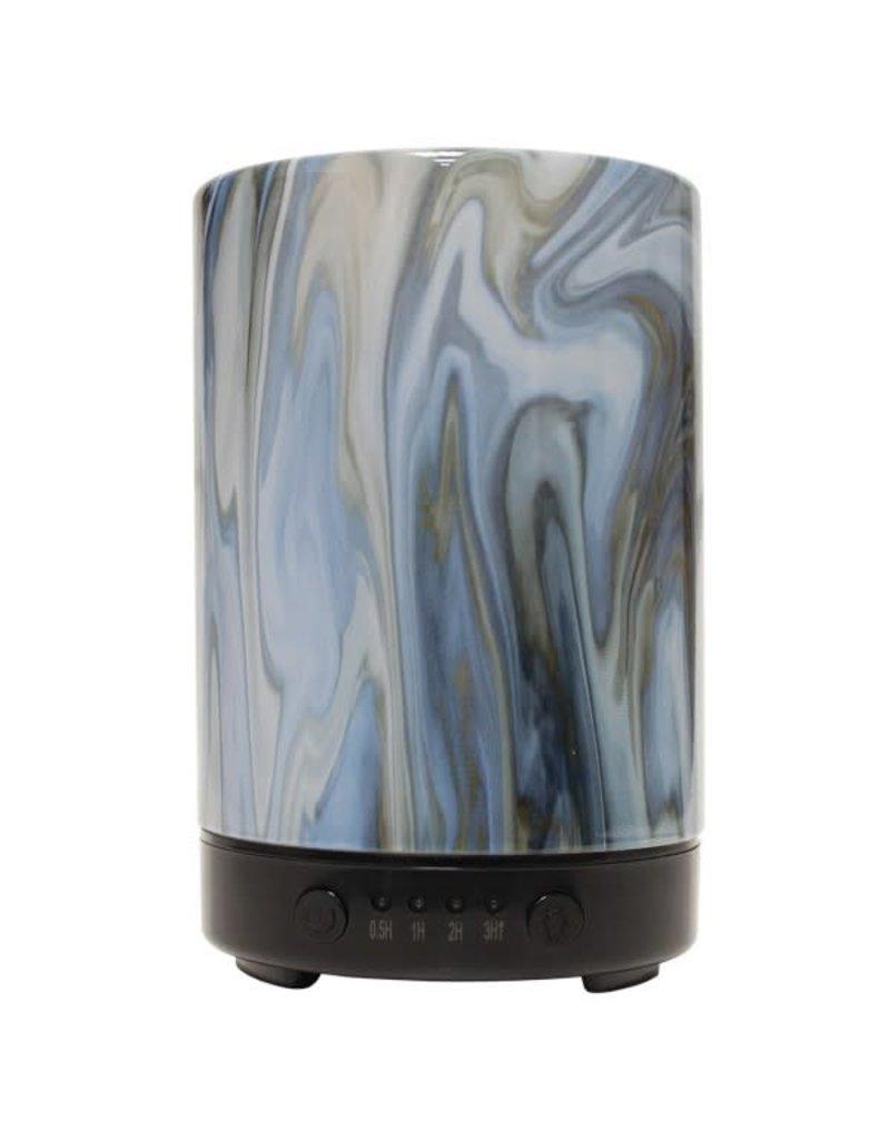 A Cheerful Giver Glass Ultrasonic Diffuser-Moonstone Artesian