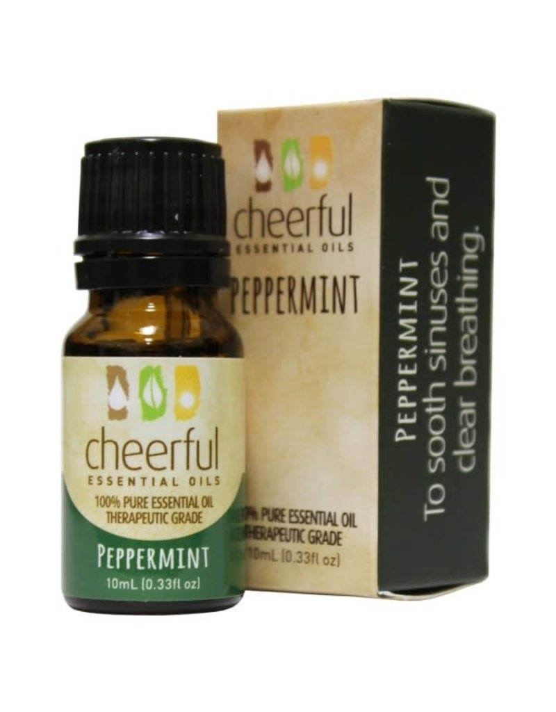 A Cheerful Giver Cheerful Essential Oil-Peppermint