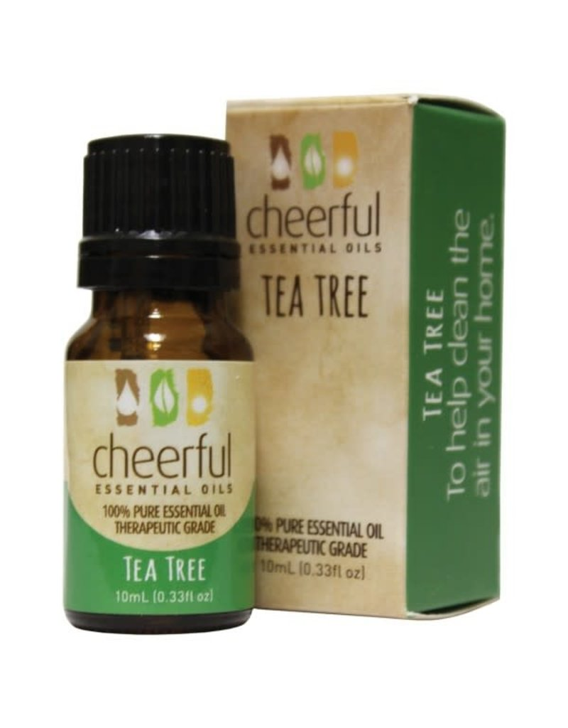 A Cheerful Giver Cheerful Essential Oil-Tea Tree