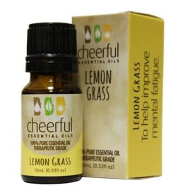 A Cheerful Giver Cheerful Essential Oil-Lemon Grass