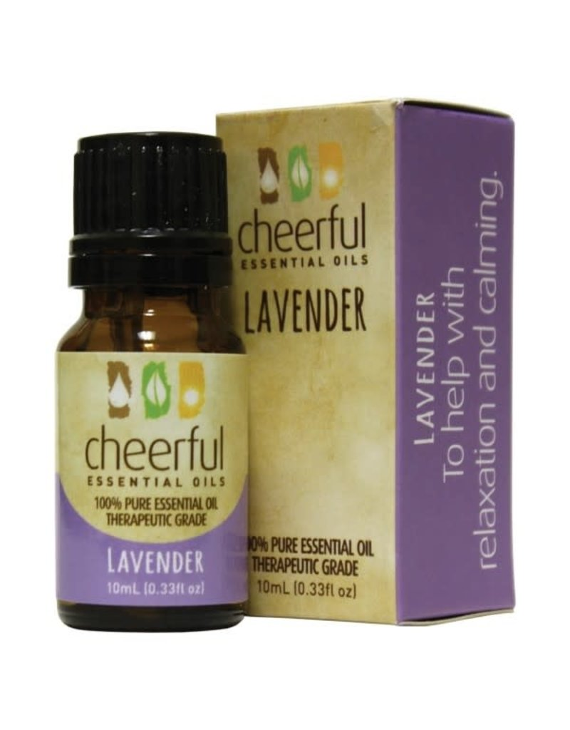 A Cheerful Giver Cheerful Essential Oil-Lavender