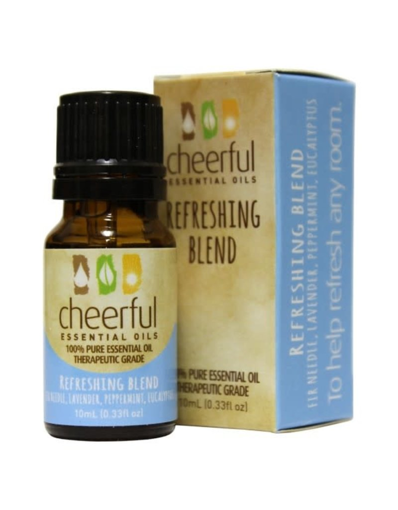A Cheerful Giver Cheerful Essential Oil-Refreshing Blend