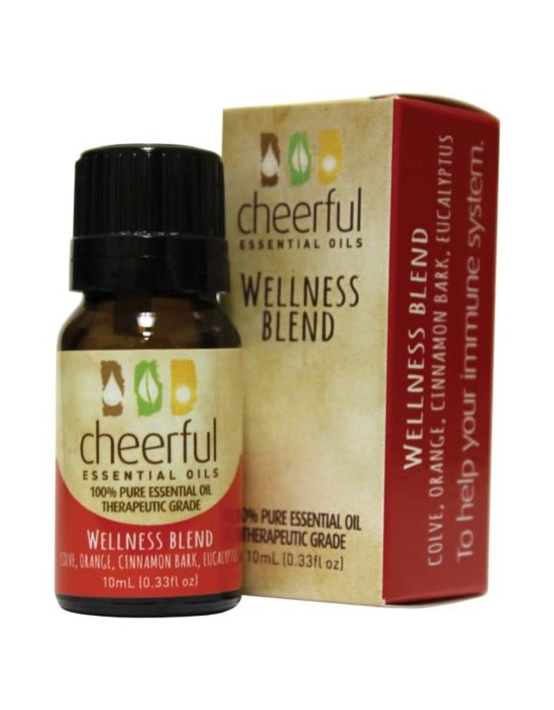 A Cheerful Giver Cheerful Essential Oil-Wellness Blend