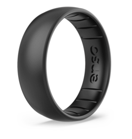 Enso Rings Elements Classic, Black Pearl