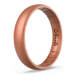 Enso Rings Elements Thin Fit, Copper