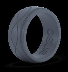 Enso Rings Infinity Men's, Slate