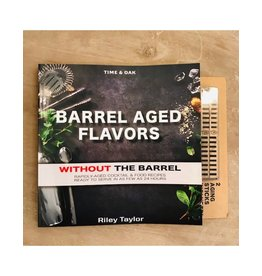 Time & Oak T&O Barrel Aged Flavors-Recipe Book