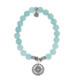 Tiffany Jazelle Castaway Collection Bracelet, Apatite, Compass Cast