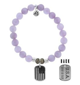 Tiffany Jazelle Core Collection, Support Our Troops, Kunzite