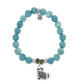 Tiffany Jazelle Core Collection, Sky Agate, Family Tree