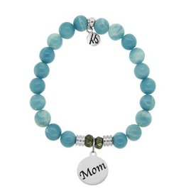 Tiffany Jazelle Core Collection Bracelet, Sky Agate, Mom