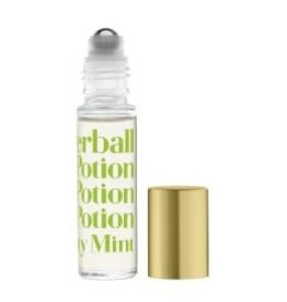 Tinte Cosmetics Rollerball Lip Potion-Mighty Mint