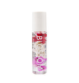 Fantasy Files Blossom Fruit Flavored Roll On Lip Gloss-Strawberry