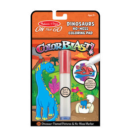 Melissa & Doug Color Blast! Dinosaur