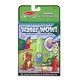 Melissa & Doug Water Wow! Reveal Pad- Animals