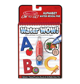 Melissa & Doug Water Wow! Reveal Pad- Alphabet