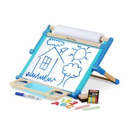 Melissa & Doug Double sided Magnetic tabletop Easel