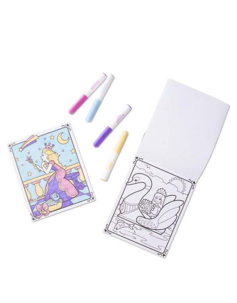 Melissa & Doug Magicolor Coloring Pad-Princess