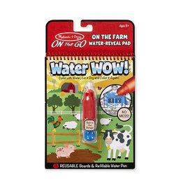 Melissa & Doug Water Wow! Reveal Pad- Farm