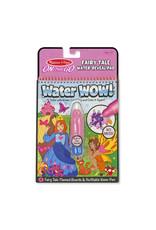 Melissa & Doug Water Wow! Reveal Pad- Fairy Tale