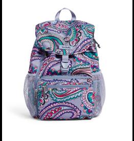 Vera Bradley Lighten Up Daytripper Backpack Kona Paisley